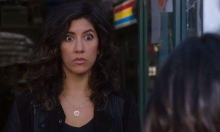 """Rosa Diaz de Brooklyn Nine-Nine como Mulher-Hulk? """"Eu morreria por esse papel"""", diz atriz"""