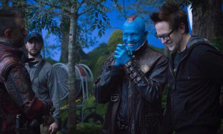 James Gunn só fará mais um filme de Guardiões da Galáxia