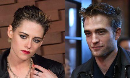 Kristen Stewart torce por sucesso de Robert Pattinson como Batman