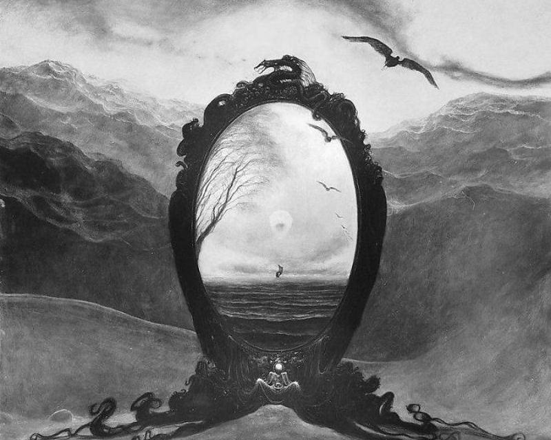 O artista que conseguiu captar o máximo horror dos sonhos
