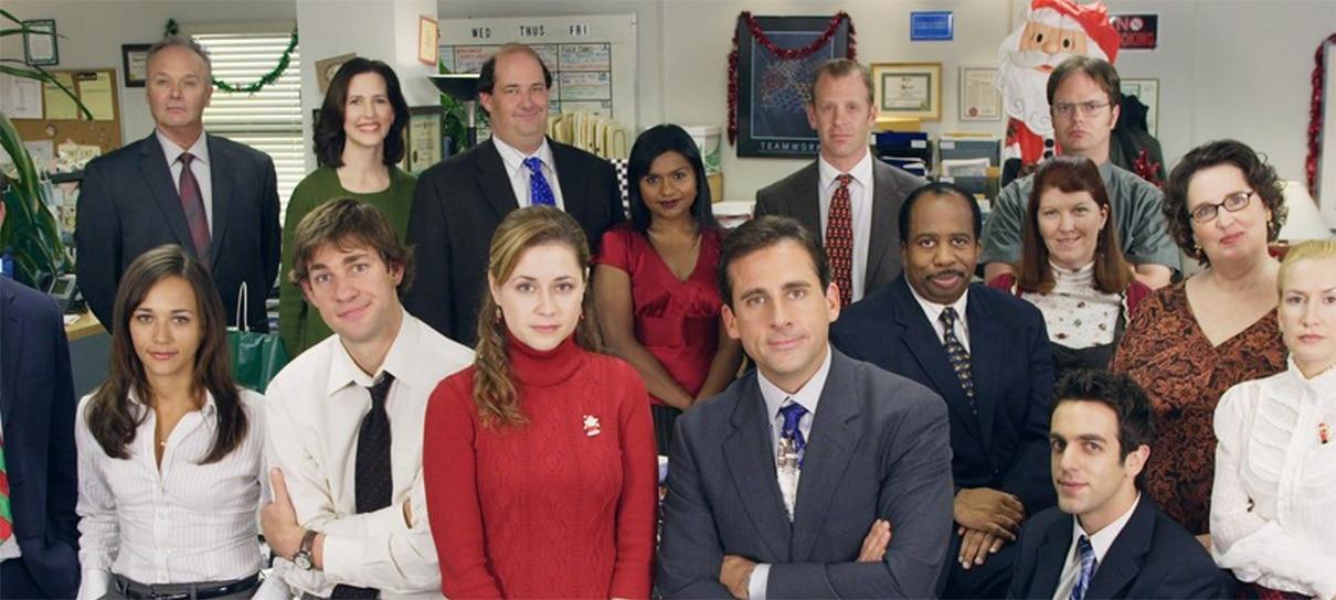 The Office pode receber reboot pela NBC