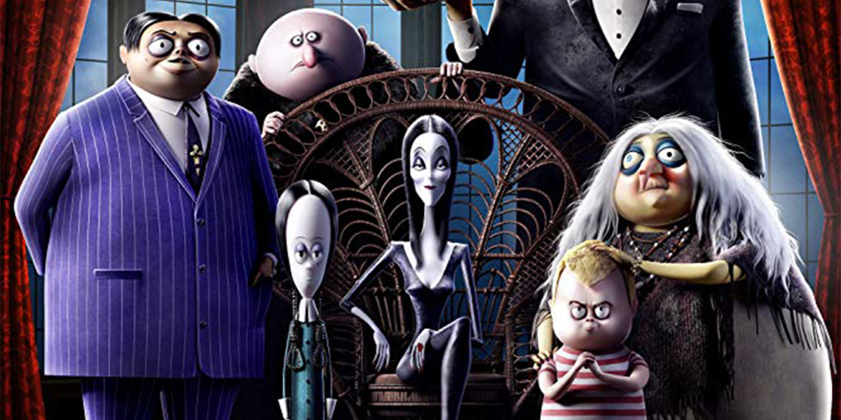 Crítica | A Família Addams – Uma animação que diverte com o absurdo