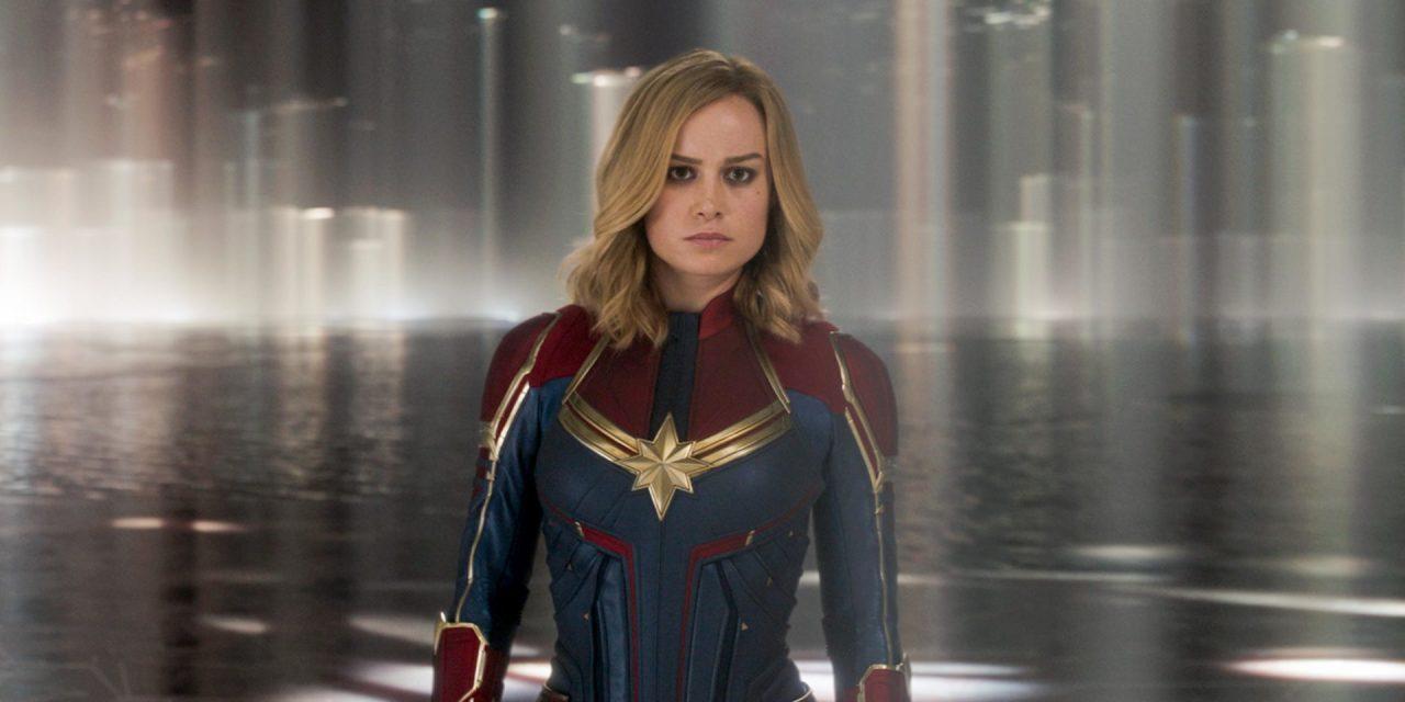 """Brie Larson diz desconhecer ataques de haters contra a Capitã Marvel """"Não tenho tempo para isso"""""""
