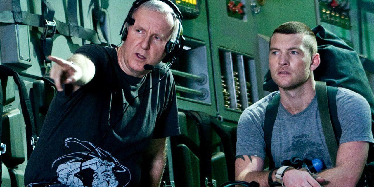 James Cameron compartilha foto dos bastidores das sequências de Avatar