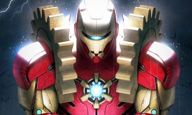 Marvel anuncia irmão de Tony Stark como novo Homem de Ferro; veja imagem