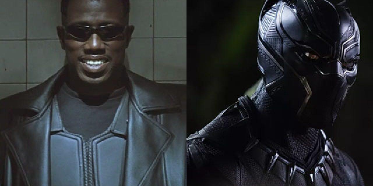Pantera Negra   Wesley Snipes comenta sobre o filme arquivado nos anos 90