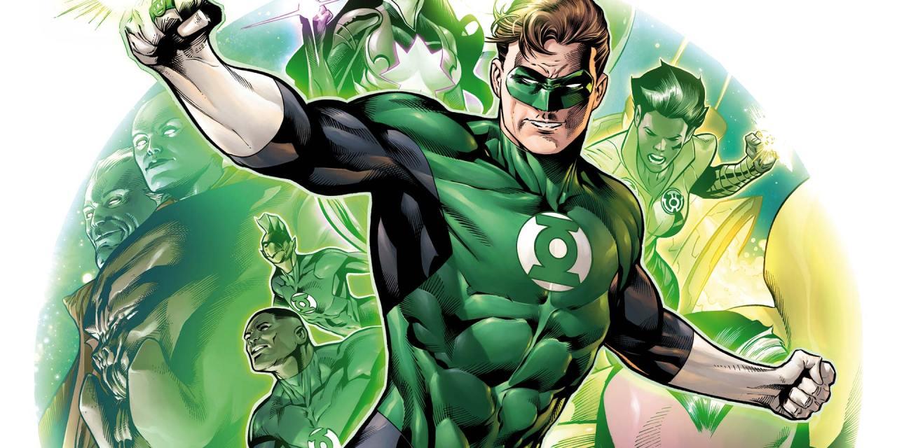 Resultado de imagem para Lanterna Verde ganhará série no HBO Max