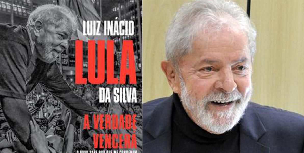"""Lula concorrerá ao Prêmio Jabuti 2019 com o livro """"A verdade vencerá"""""""