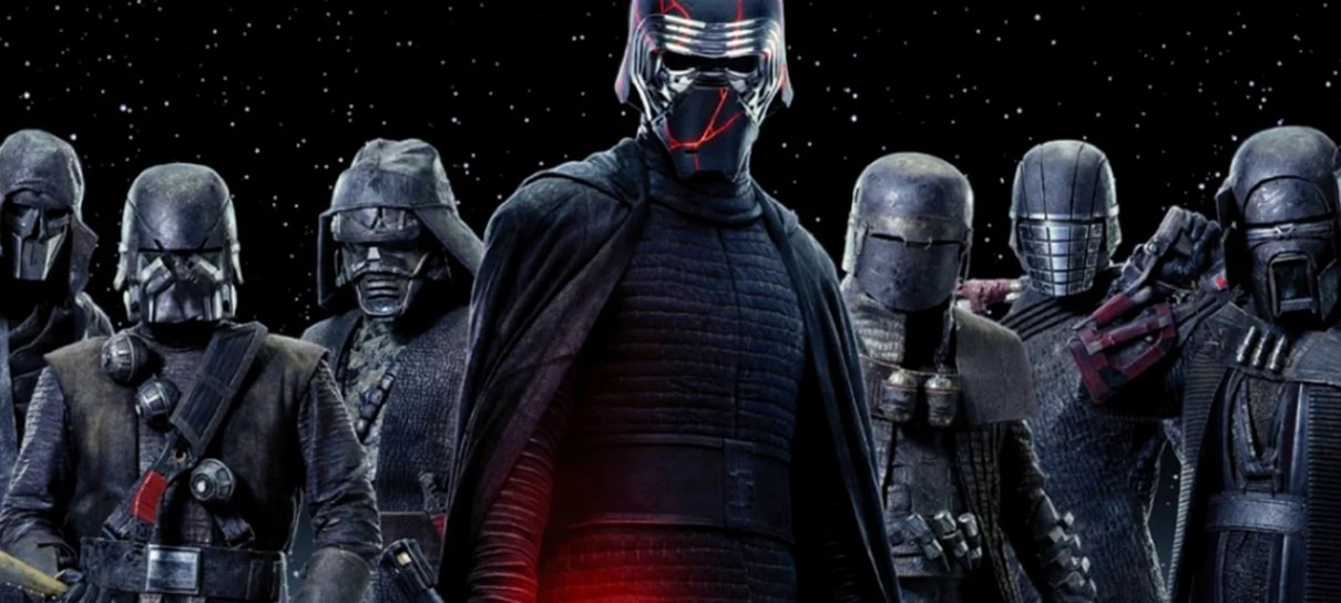 J.J. Abrams comenta sobre os Cavaleiros de Ren em Star Wars 9