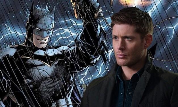 Jensen Ackles se fantasia de Batman para o Halloween; Confira