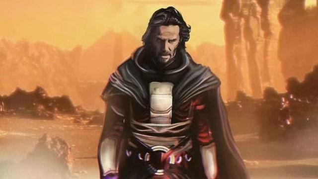 Keanu Reeves é cotado para nova trilogia de Star Wars pela Lucasfilm, diz site
