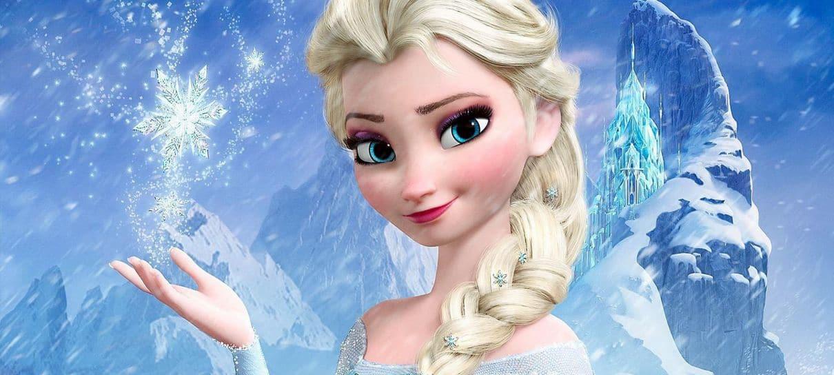 Revelada origem chocante da música de Frozen, Let it Go