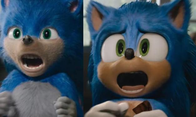 Site desmente que novo visual de Sonic tenha custado US$ 35 milhões