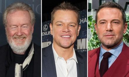 The Last Duel, novo filme de Ridley Scott, ganha data de estreia