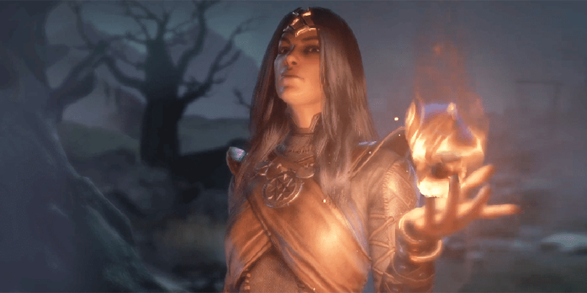 Diablo IV recebe primeiro trailer de Gameplay