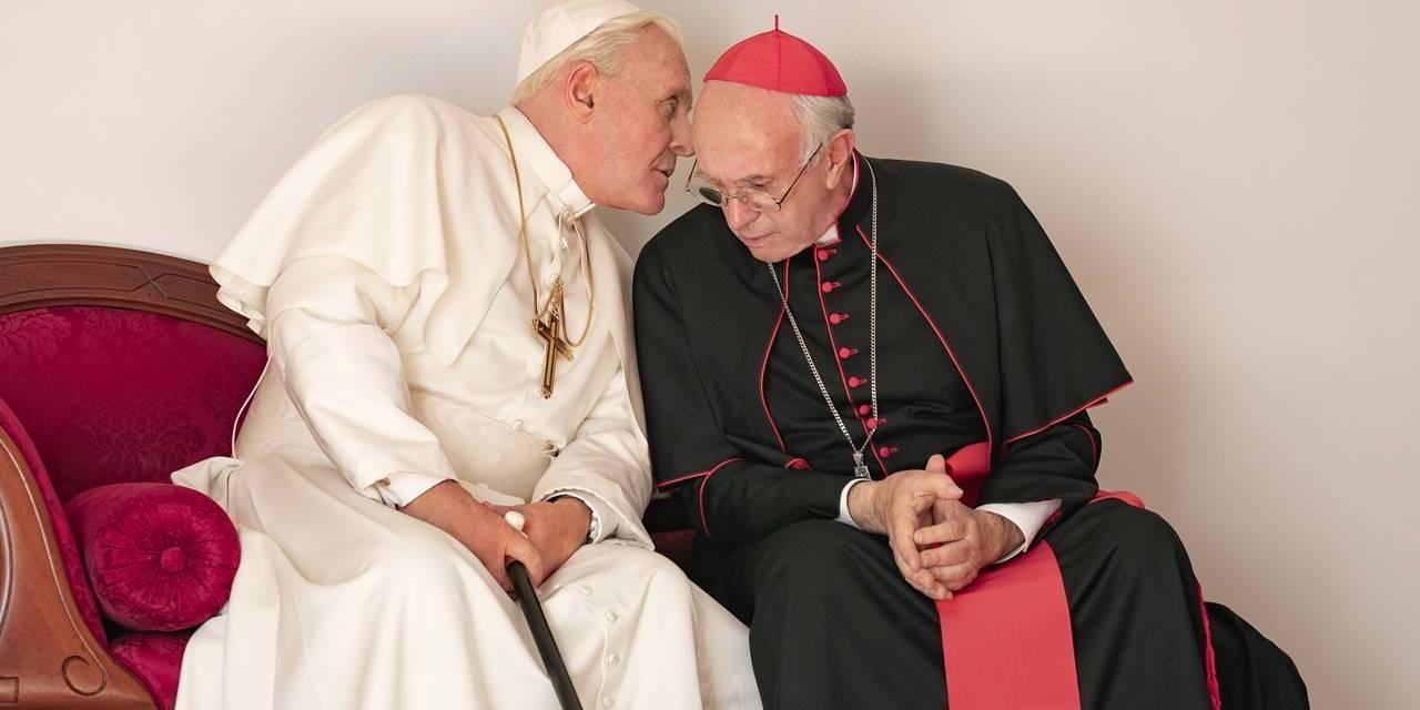 Dois Papas   Filme dirigido por Fernando Meirelles recebe novo trailer