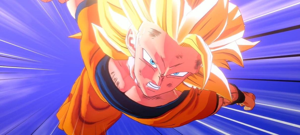 Dragon Ball Z: Kakarot | Game ganha novo trailer com direito a muitos golpes