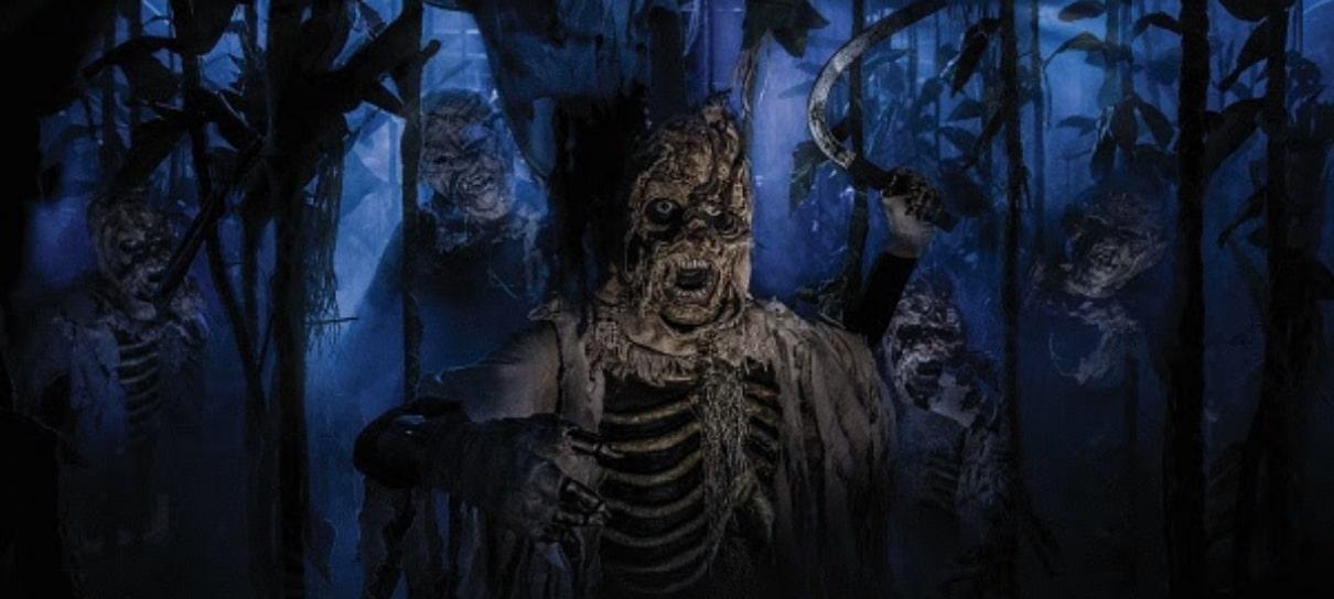 Em 2020 Halloween Horror Nights irá comemorar 30 anos e terá 39 dias de evento