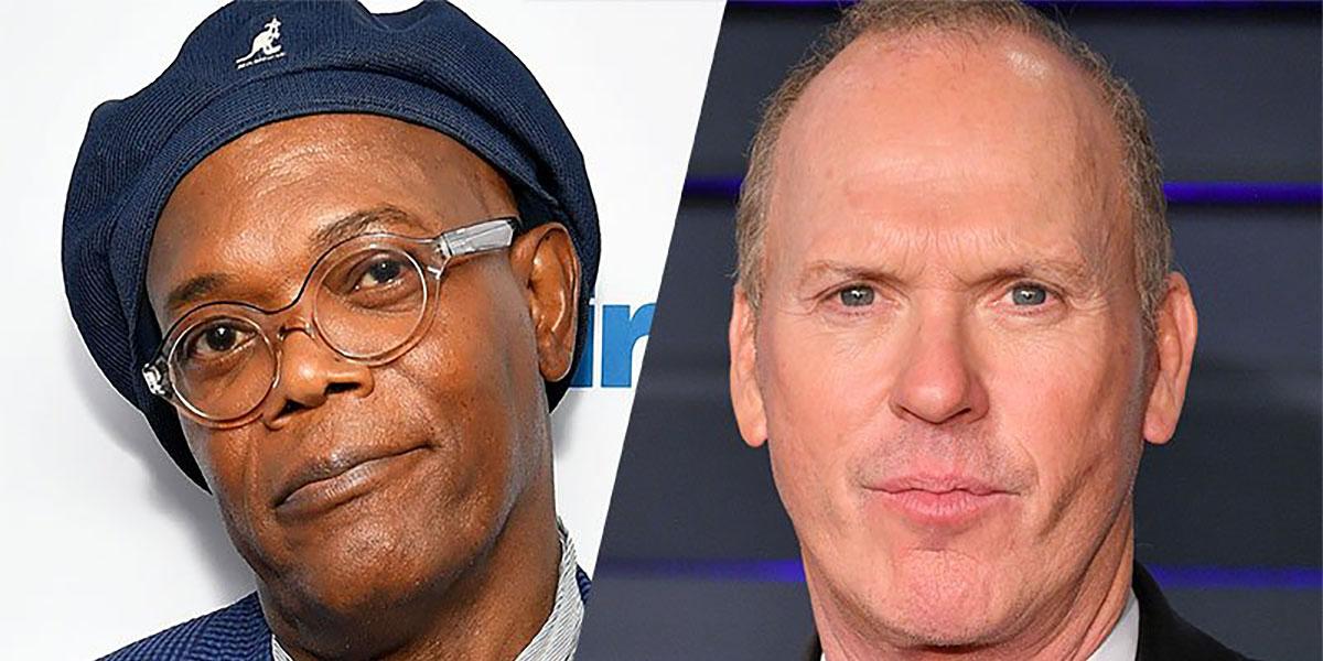 Michael Keaton e Samuel L. Jackson serão assassinos em novo filme de Martin Campbell