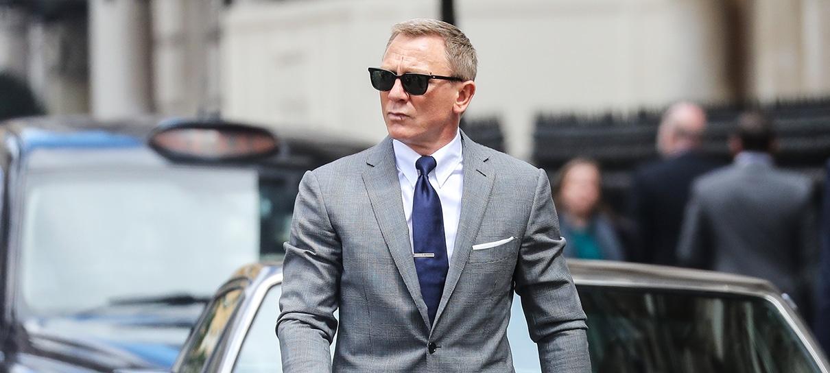 Assista ao primeiro trailer de 007 – Sem Tempo Para Morrer