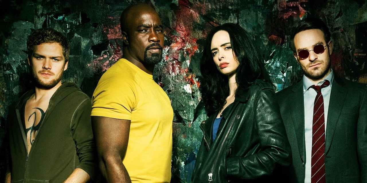 Marvel decide se as séries da Netflix fazem ou não parte do MCU