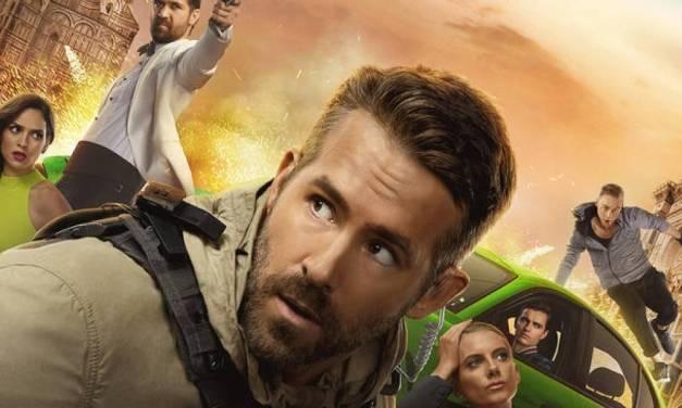 Ryan Reynolds comanda o Esquadrão 6 em trailer da Netflix