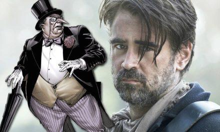 Colin Farrell será o Pinguim em The Batman