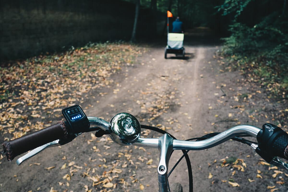 vélo Avenue verte Paris Londres