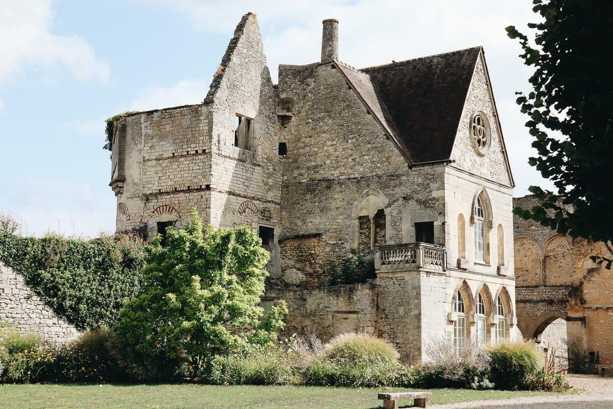 parc du Château Royal senlis