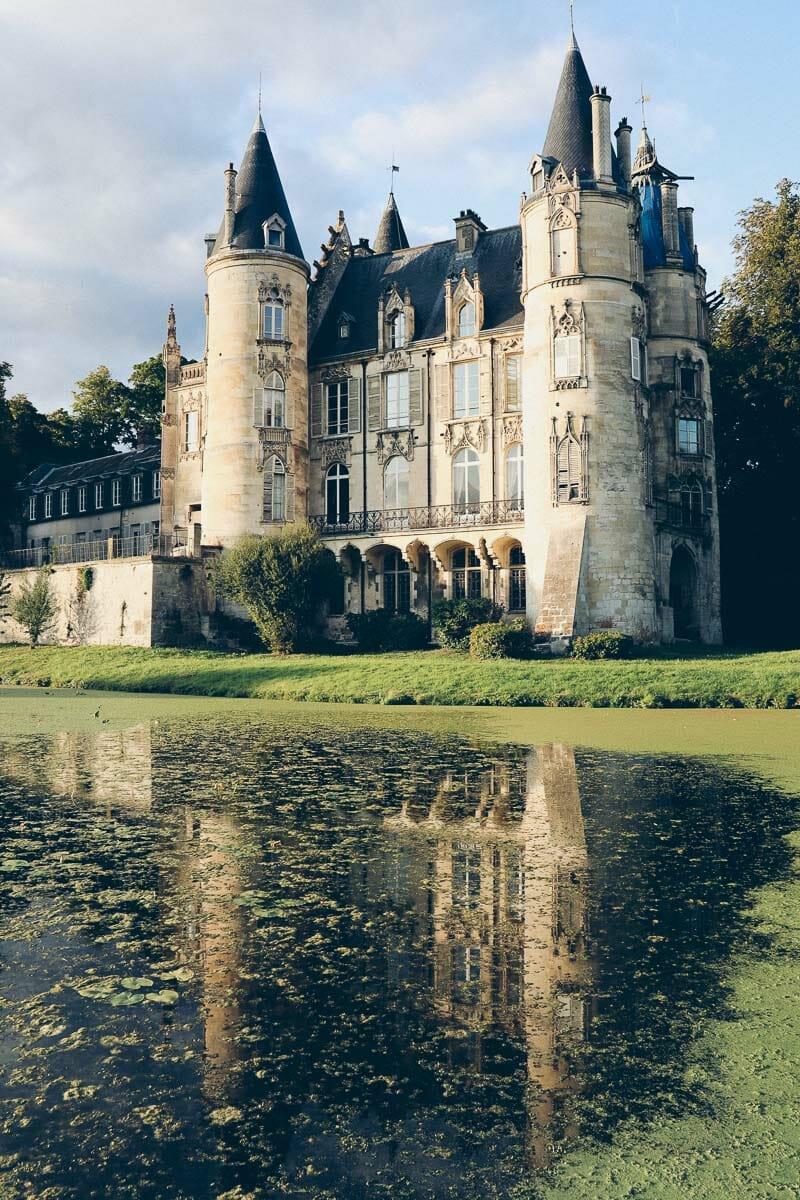 le Château de Mont l'Evêque