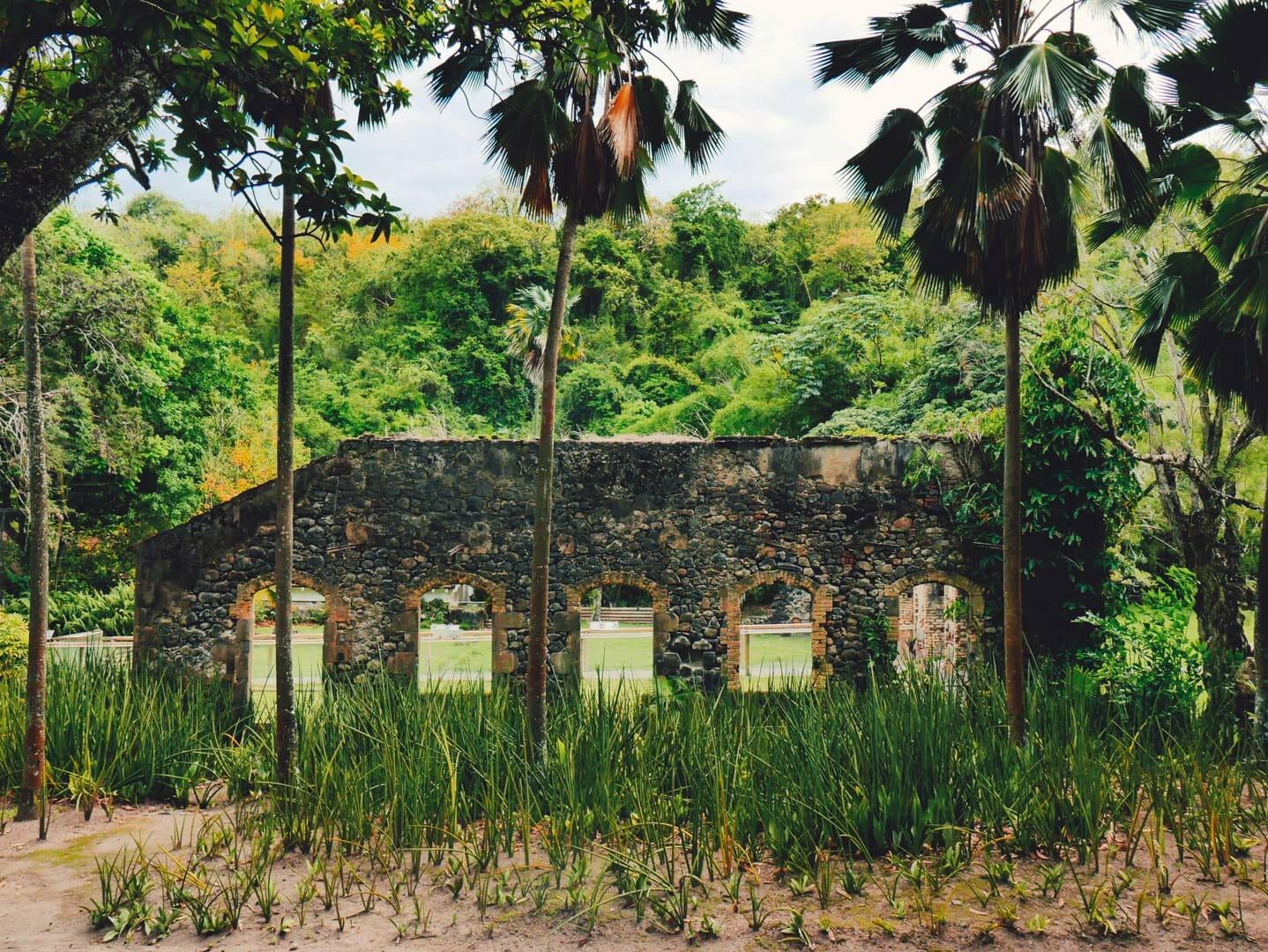 jardin balata