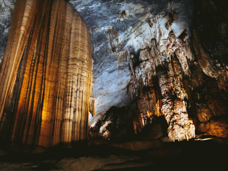 les grottes du Parc national Phong Nha-Ke Bang