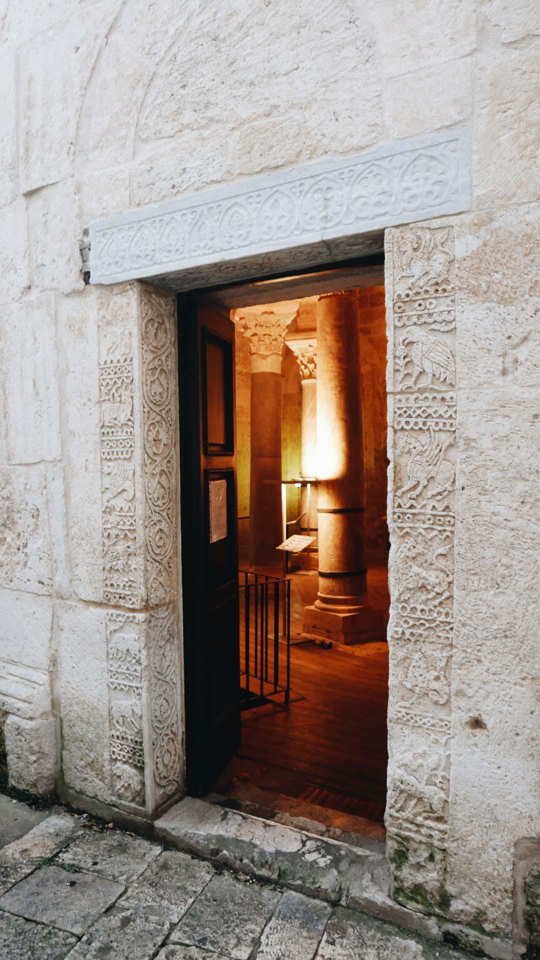 temple brindisi