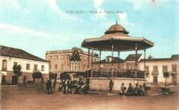 Coreto, Praça Manuel Teixeira Gomes, 1925