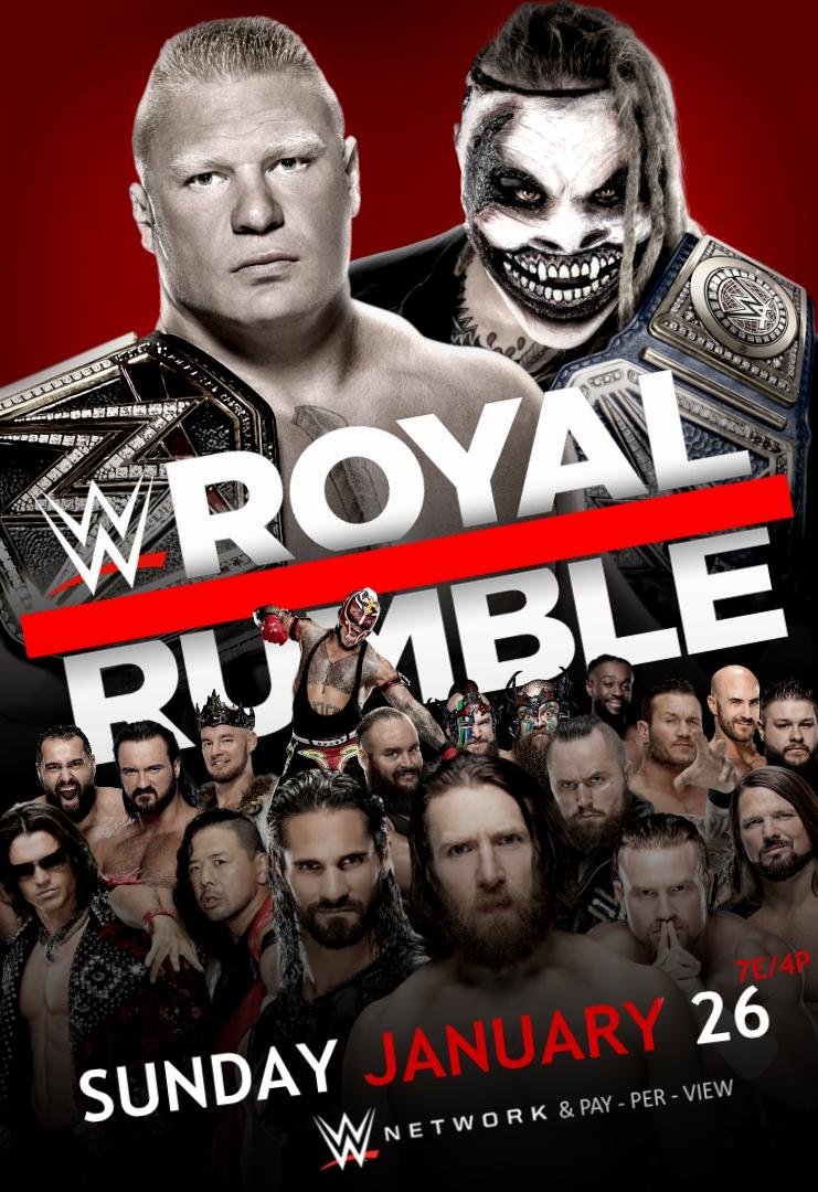 Royal Rumble 2020 Stage : royal, rumble, stage, Royal, Rumble, 2020:, Winning, Men's, Rumble?