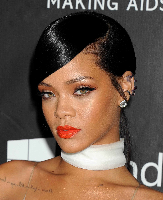 Rihanna Before After : rihanna, before, after, Rihanna, Plastic, Surgery, Celebrity