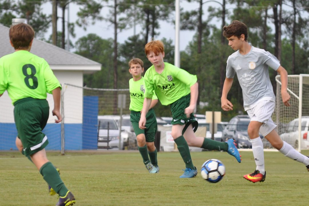 Spartans Football New Orleans Youth Soccer Club  New