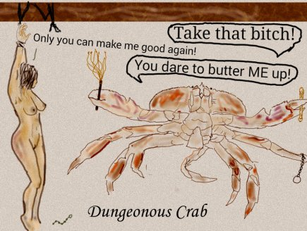 Dungeonous Crab