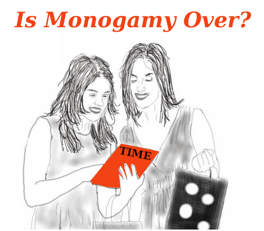 Is Monogamy Over? A Reply