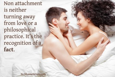 non-attachment