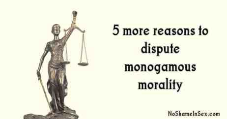 dispute monogamy