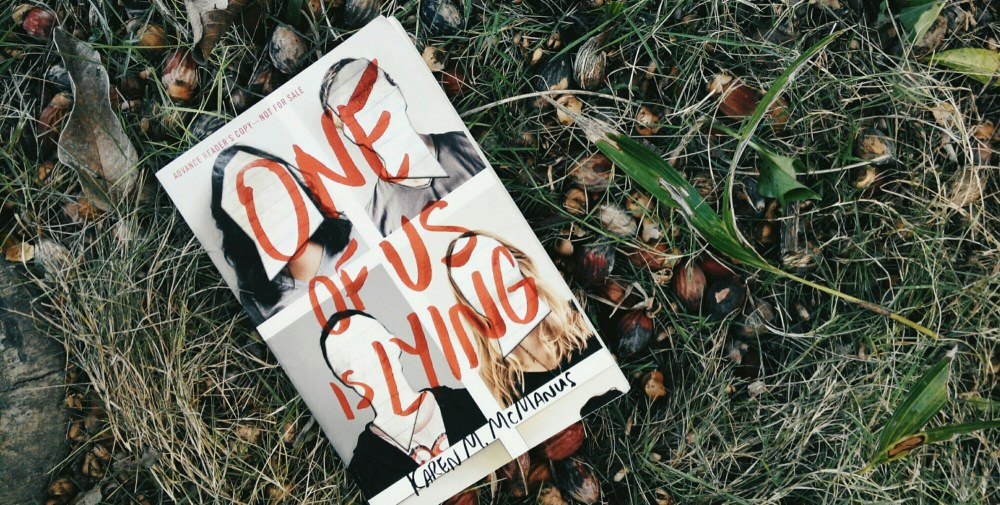 REVIEW: One of Us is Lying – no.shelf.control