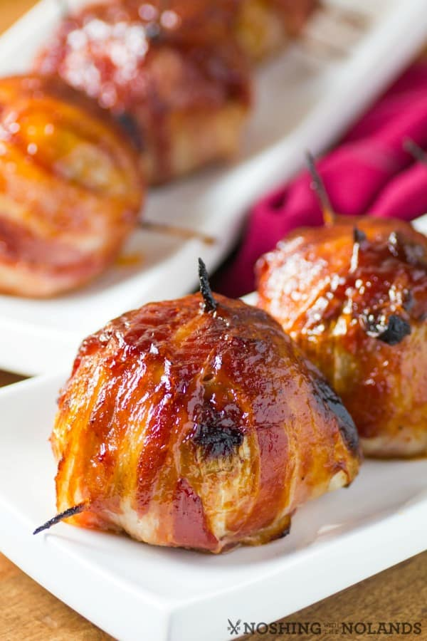 bbq bacon wrapped onion