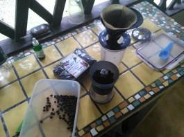 coffee december