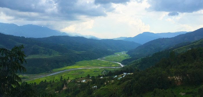 Welcome to Senapati, Manipur