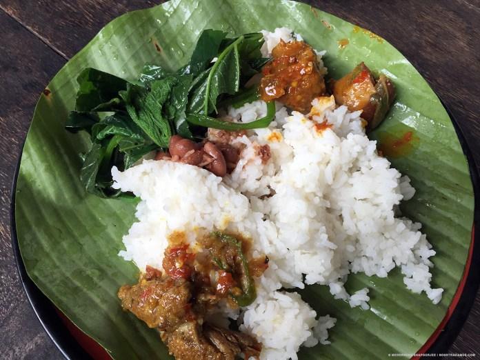 Authentic Naga Cuisine, at Chapru