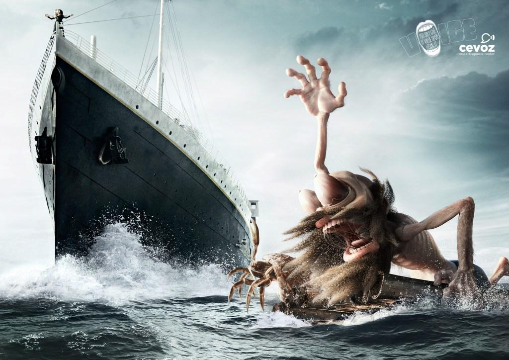 Cevoz Voice Diagnosis Center - Shipwrecked