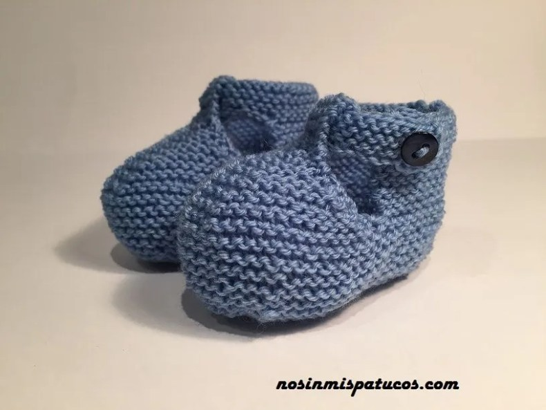 Patuco sandalia.