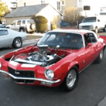 1970 Camaro Pro Street
