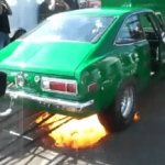 Rotary Flames